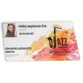 Photographic ID cards