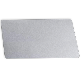 Printable silver plastic card